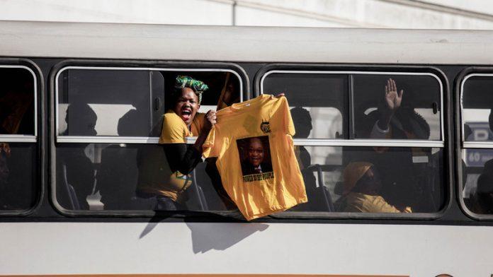 Zuma's ghosts return to haunt him