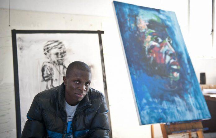Nelson Makamo.