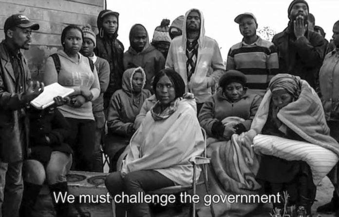 Landless: In capturing an intimate snapshot of a shack dweller's plight