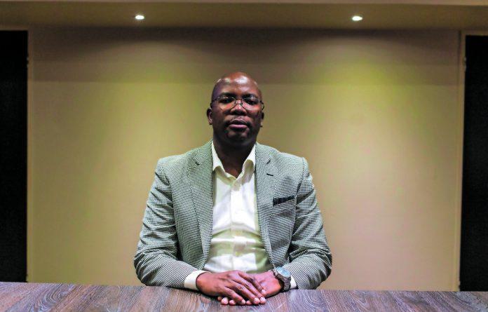 Beleaguered Lesotho Prime Minister Thomas Thabane.