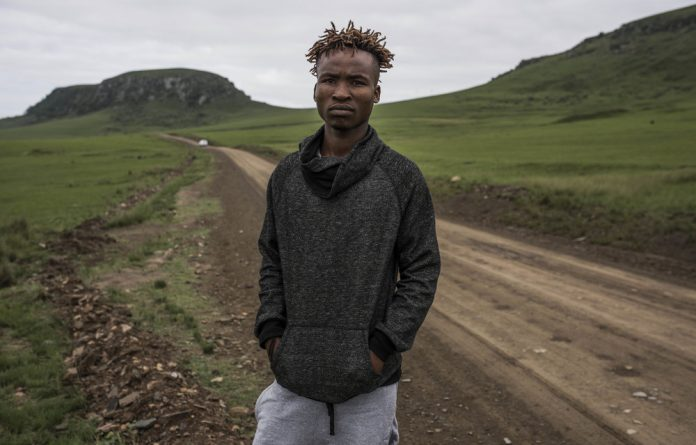 New man: Sihle Mlungu