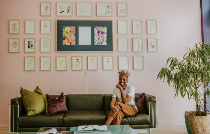 Multipurpose: BKhz in Braamfontein doesn't just houses Banele Khoza's artwork. It is also a gallery for other artists