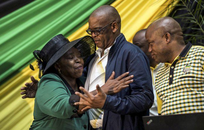 Split: The Free State is divided between Cyril Ramaphosa backers and Nkosazana Dlamini-Zuma's