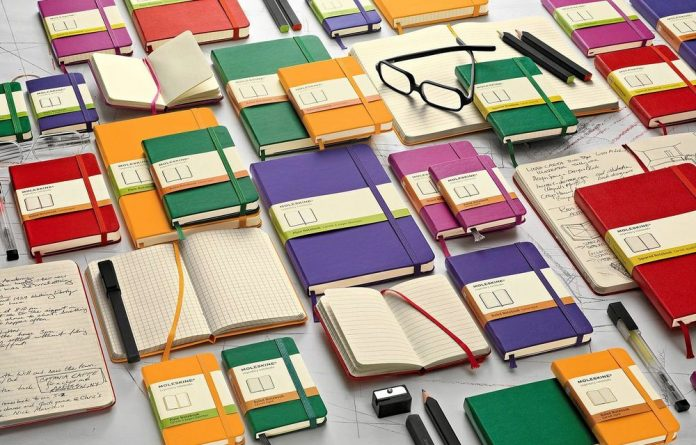 Writers take not: The Moleskin has become a fetish object for authors.