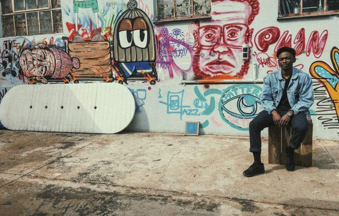 Musonda Kabwe: Exploring existential and millennial angst