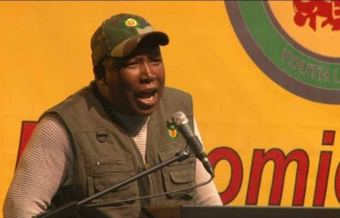 On the last day of the ANCYL National General Council president Julius Malema targeted the media during his final address. The <i></noscript>M&G</i> reports.