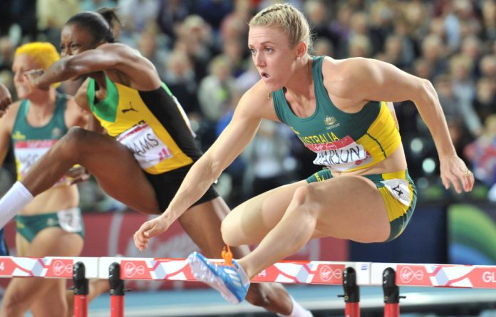 Olympic champion Sally Pearson fears the Rio Olympics will be tainted by doping.