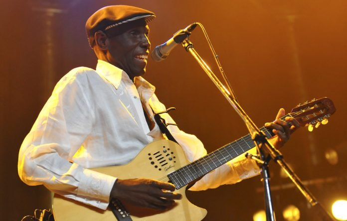 Oliver Mtukudzi's music has been Zimbabwe's companion from the dawn of independence.