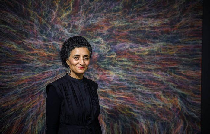 Feminising art: Ghada Amer