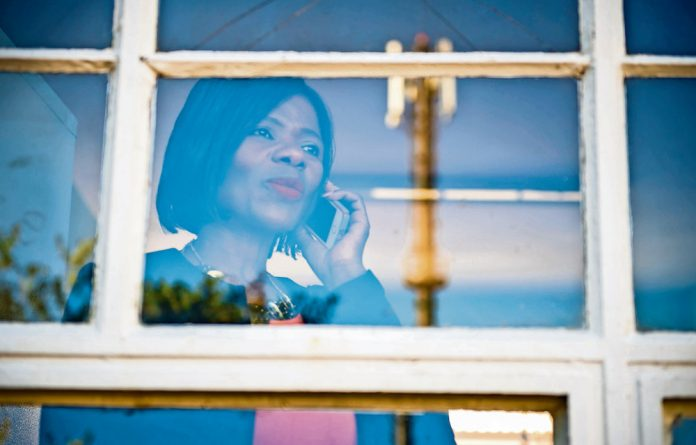 Thuli Madonsela has been accused of pursuing a personal vendetta against Jacob Zuma