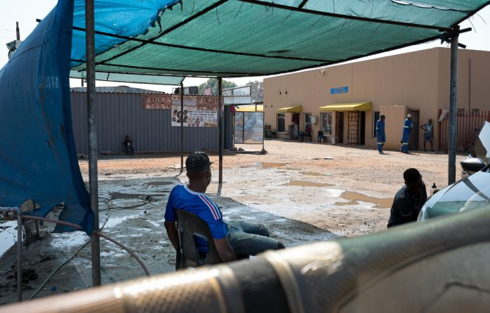 The North West mining town of Marikana was reeling again this week