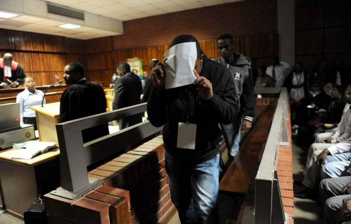Magistrate Sam Makamu said he felt it was not in the interest of justice to grant the murder accused bail.