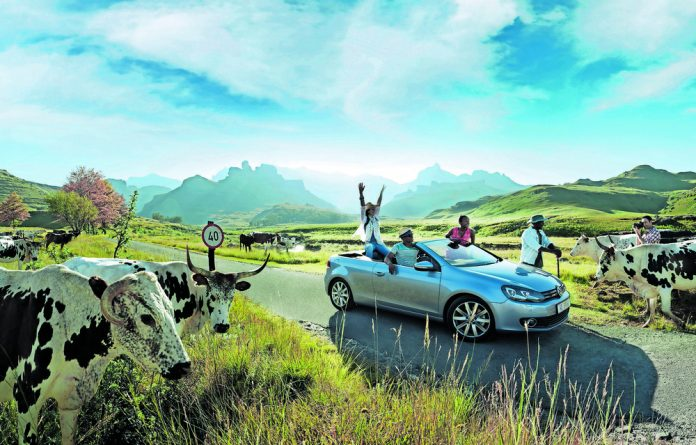South African Tourism has identified 100 experiences