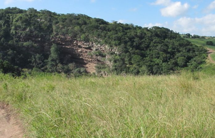 Sibudu cave is threatened by development plans.