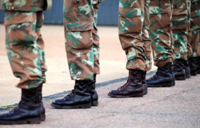 Several army recruits reportedly needed medical treatment after a punitive training session in Oudtshoorn.