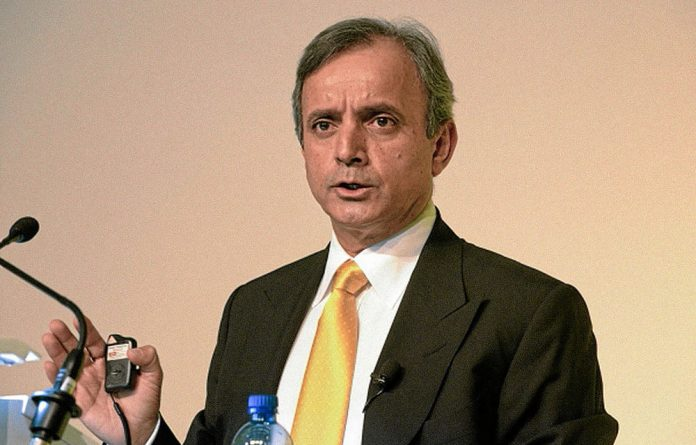 Under investigation: MTN's chief financial officer Nazir Patel resigned on July 21.