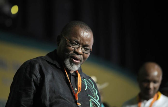 Gwede Mantashe says the ANC will respect