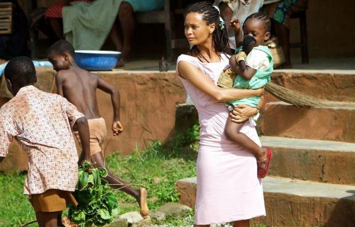 The Nigerian film Half Yellow Sun is about the Biafran war.