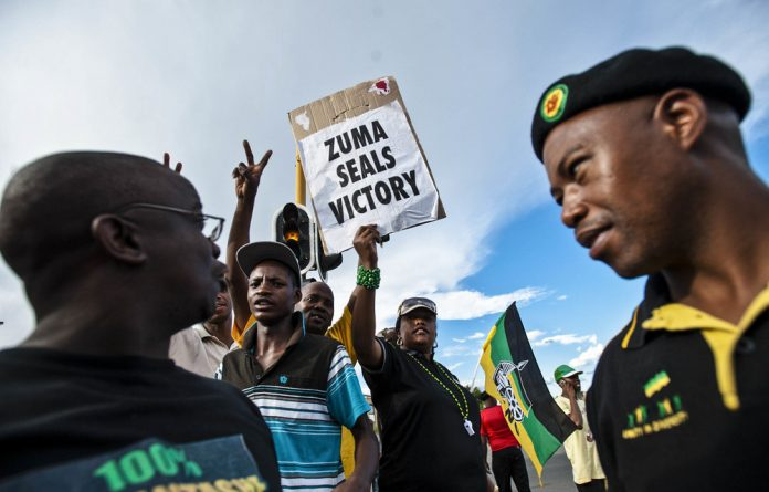 'Good guys' versus 'bad guys': The author maintains that unless the ANC puts the economy on a sustainable growth path and changes the current divisive narrative