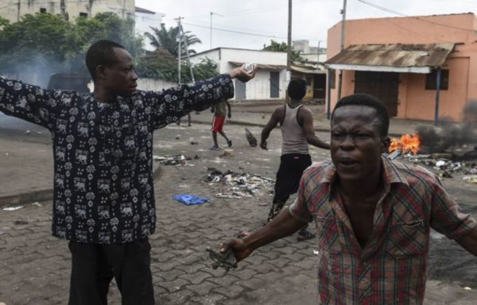 Anti-government protests in Togo were cited as the reason for cancelling the Africa-Israel Summit.