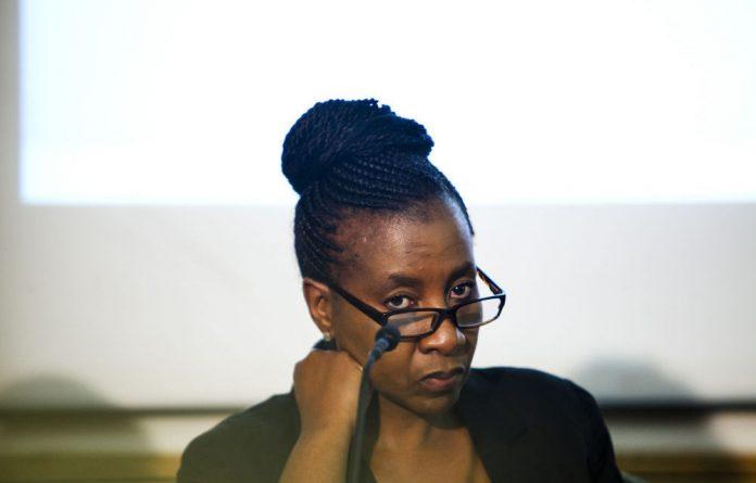 SABC chief executive Lulama Mokhobo has resigned from her post.