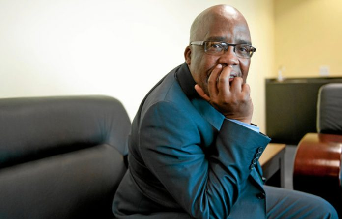 Health Minister Aaron Motsoaledi fielded tough questions at a Tuesday press conference