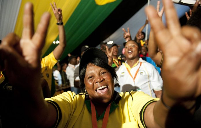 The ANC missed the opportunity at Mangaung to re-establish itself.