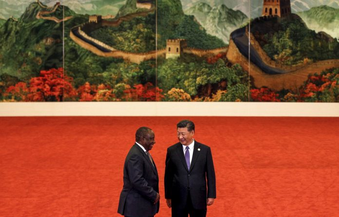 South African President Cyril Ramaphosa and Chinese President Xi Jinping have agreed that China will invest more than R370-billion in South Africa.