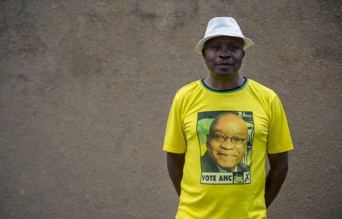 Xolani Mantshongodares to dream of a better future under a new ANC