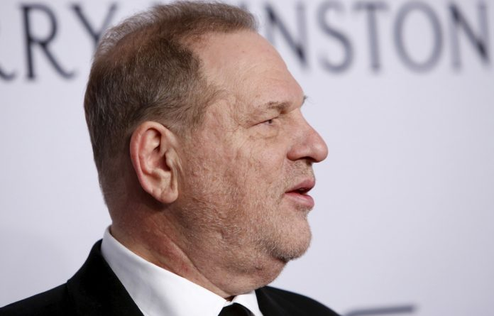 Weinstein was fired late Sunday from his own film studio
