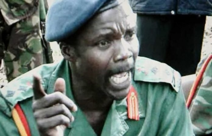 Kony has been wanted since 2005 by the International Criminal Court for a raft of crimes against humanity – including rape