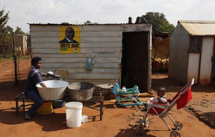 Missing link: The roll-out of broadband has particular significance for people living in poor areas. Photo: Siphiwe Sibeko/Reuters