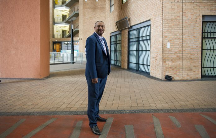 Rory Voller isn't afraid to probe matters linked to state capture