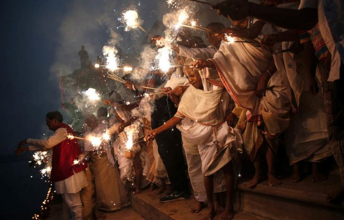 Diwali: This ancient Hindu festival celebrates the victory of light over darkness