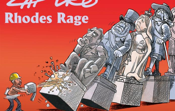 Zapiro's new collection