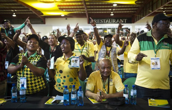 Oh well: Senzo Mchunu received the most branch nominations for secretary general. Photo: Delwyn Verasamy