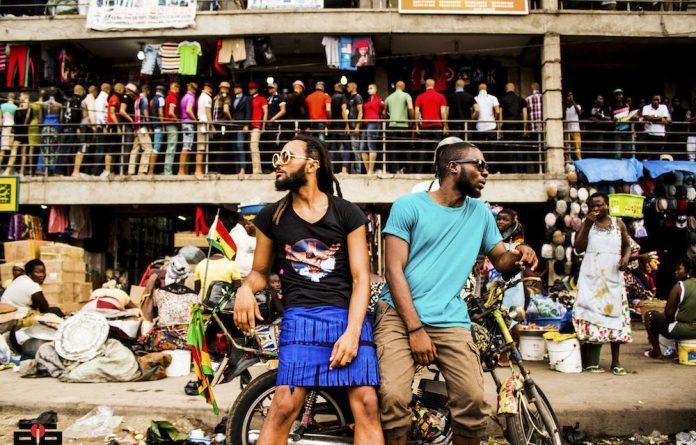 From Ghana with controversy: Wanlov the Kubolor and M3NSA are FOKN Bois.