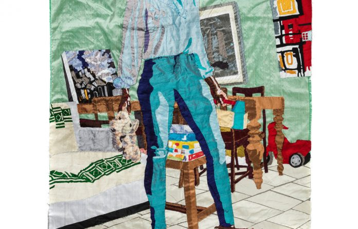 Every Women silk tapestry.