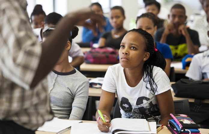 The number of students studying an African language has dropped among first- and second-language speakers.