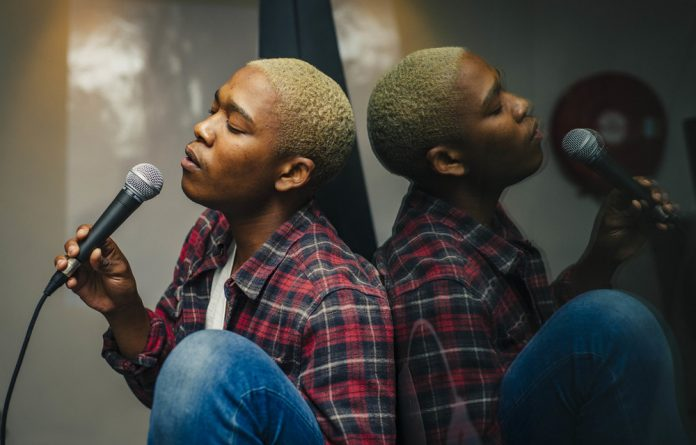 Langa Mavuso: Unpacking the not-so-rosy side of romance. Photo: Jonathan Ferreira