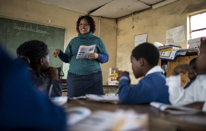 Recent international studies have shown that 78% of grade 4 children in South Africa are not able to read with understanding