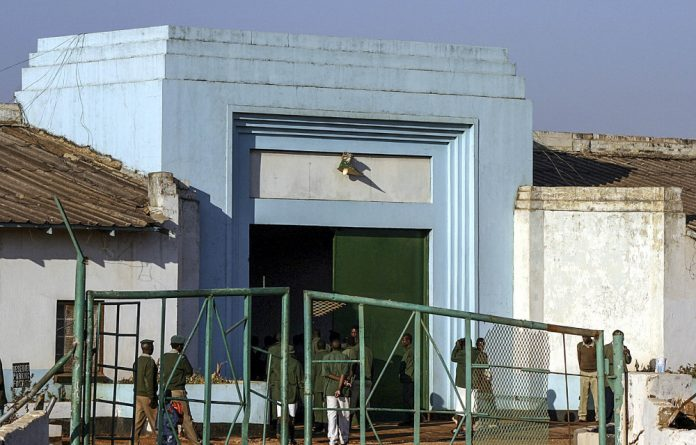 Hidden horror: Prison conditions in Zambia are generally atrocious and overcrowding is rife