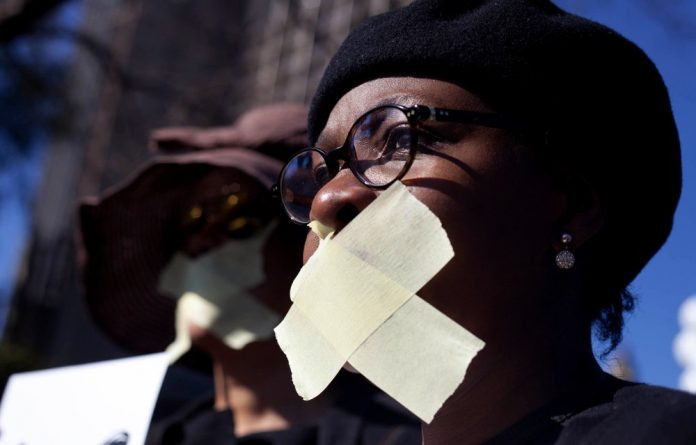 The SABC 8 is a group of journalists who were suspended in 2016 for speaking out about censorship at the public broadcaster.