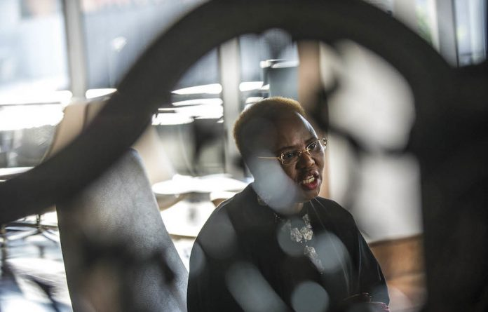 Minister Lindiwe Zulu says radical steps are needed to build up black-owned small businesses.