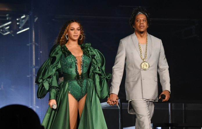 Beyonce and Jay-Z perform 'Young Forever' at the Global Citizen Festival: Mandela 100. Photo: Kevin Mazur/Getty Images for Global Citizen Festival: Mandela 100