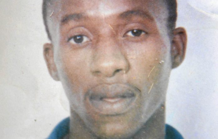 Arthur Thusi was thrown to his death from a 12-storey building.