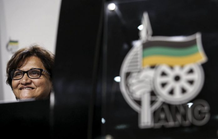 Jessie Duarte was instrumental in setting up women's league structures but has been snubbed by them for a promotion to ANC secretary general.