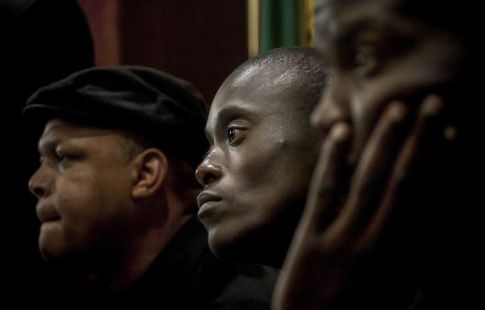 Whistle-blower: Sindiso Magaqa had queried tenders awarded for the same building upgrade