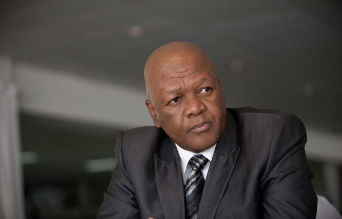 Minister of Justice Jeff Radebe was absent from the parliamentary justice committee's meeting.