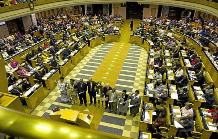 Absent MPs have resulted in the structure being unable to pass the controversial Labour Relations Amendment Bill.